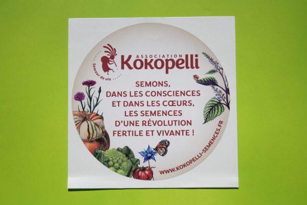 Les semis, c'est Kokopelli!