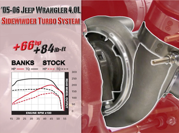 Banks Power: Jeep Sidewinder Turbo
