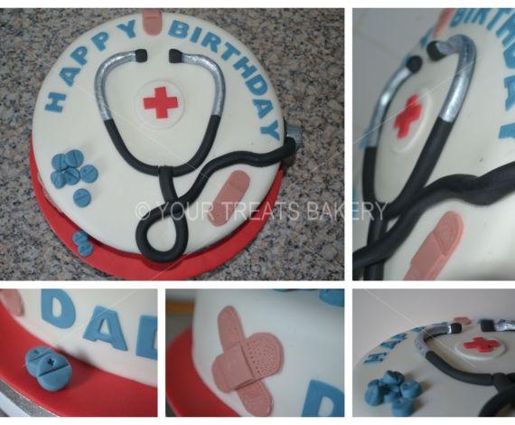Doctor Doctor Cake