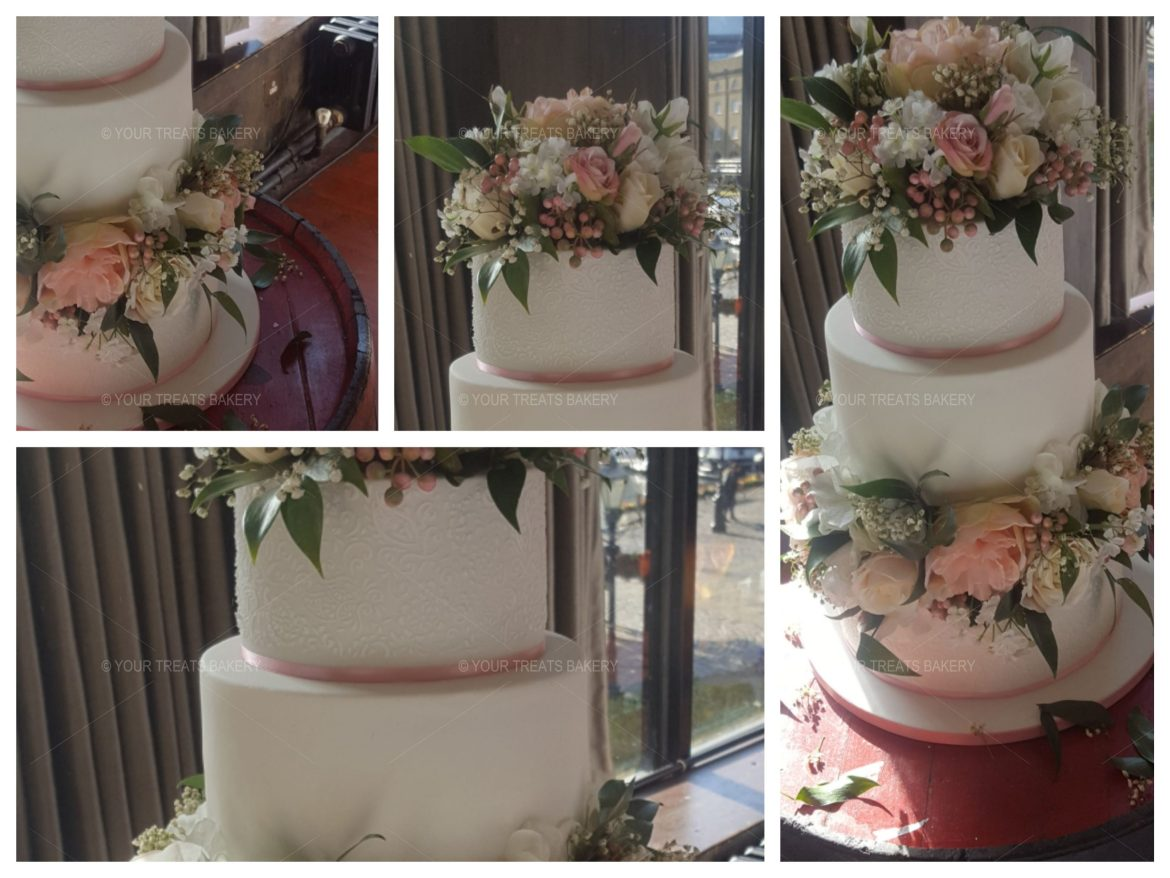 4th May St Angelas Day Wedding Cake