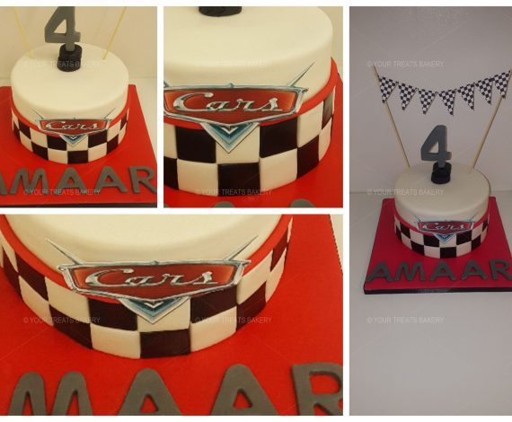 Racers Cake