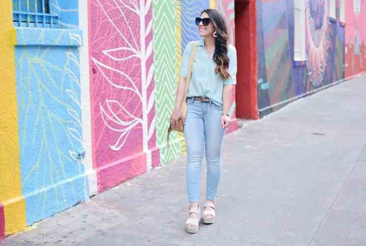 PETITE JEANS FOR SPRING