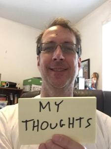 my thoughts feature