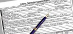 Appraisal form partially filled out, with pen lying on top - Appraisal, What's My Home Worth, Home Value, Free Market Analysis - Bill Salvatore, Arizona Elite Properties 602-999-0952- Arizona Real Estate
