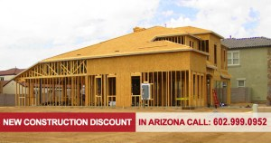 new construction discount - Bill Salvatore, Realty Executives East Valley - 602-999-0952