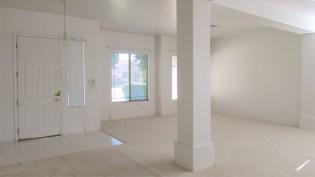 Open Living/Dining room with columns separating entrance - Two Greatrooms - 1162 S Sandstone St, Gilbert AZ - Bill Salvatore, Arizona Elite Properties 602-999-0952 - Arizona Real Estate