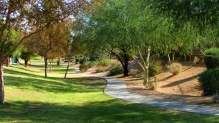 32 walking path