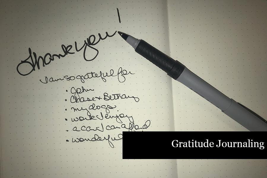 How to Journal - Gratitude Journaling