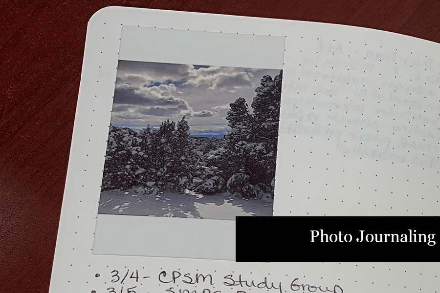 How to Journal - Photo Journal