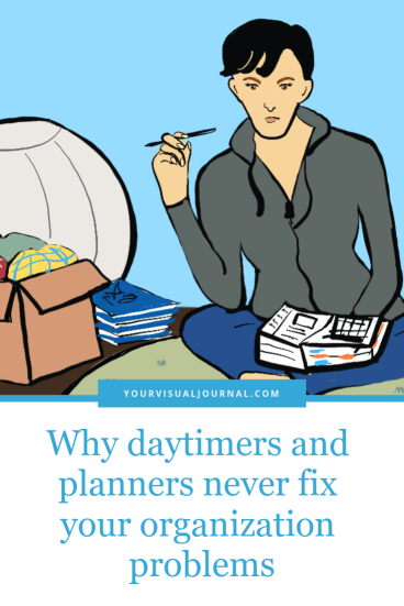 Why Daytimers and Planners Never Fix Your Organization Problems