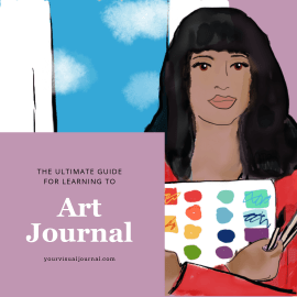 """Creativity is putting your imagination to work, and it's produced the most extraordinary results in human culture."" @SirKenRobinson  Want to reconnect with your creative self? Here's the Ultimate Guide for Learning to Art Journal from yourvisualjournal.com"