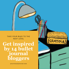 Ever wish you had a personal coach to teach you how to take your bullet journal to the next level? 14 Bullet Journal bloggers chime in on how bullet journaling has impacted them and share some words of advice. #bulletjournal #bujoinspiration #bulletjournaljunkies #dotgrid #bujolove