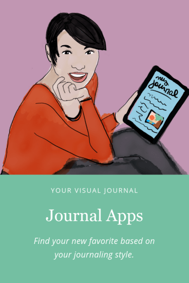 Inconsistent in your journaling practice? What if your journal reminded you to write in it? Check out these 23 apps that can support you in your practice.