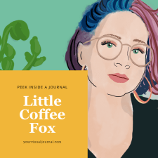 Peek Inside a Journal:Shelby Abrahamsen of Little Coffee Fox