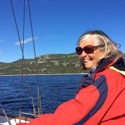 Rosemary Bointon has a lot to be grateful for. She lives on a boat which is usually docked somewhere interesting in Europe. Rosemary inspires people to live a life that gets better and better the older they get.  Catch her spark at LongLifeFunLife.com.