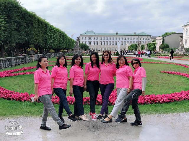 世界華⼈⼯商婦女會