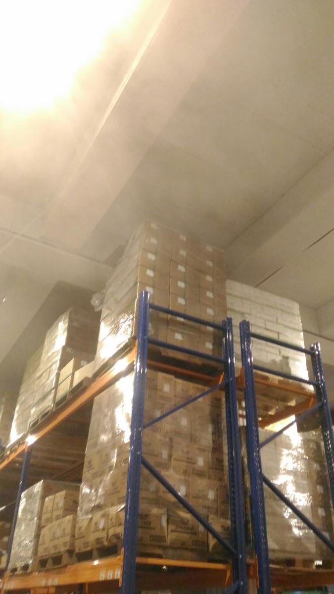 倉儲型 冷鏈工廠
