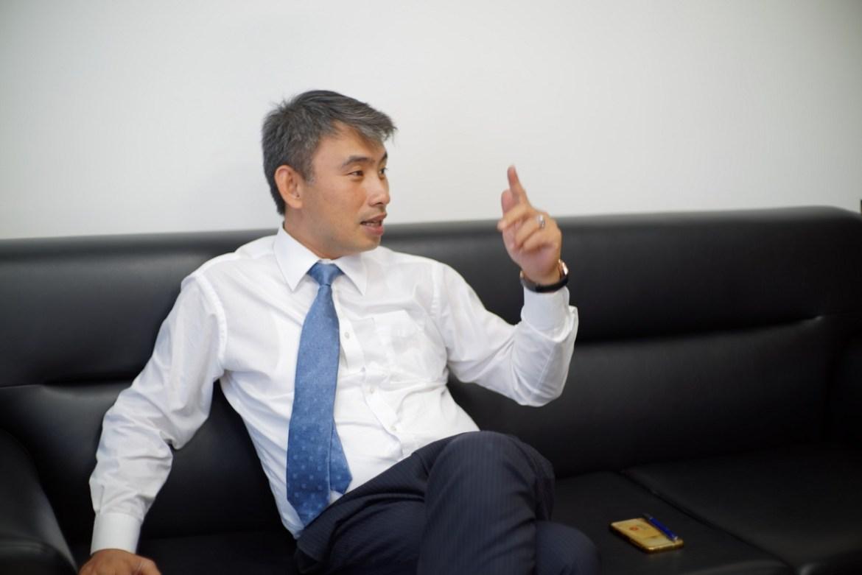 勝邦金屬 吳明穎 總經理暨同奈商會會長
