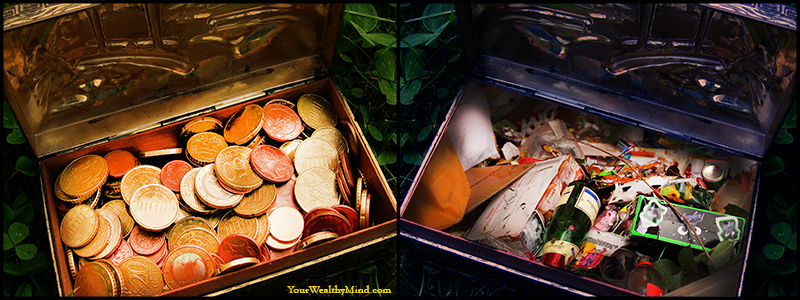 Trash or Treasure: Your Choice