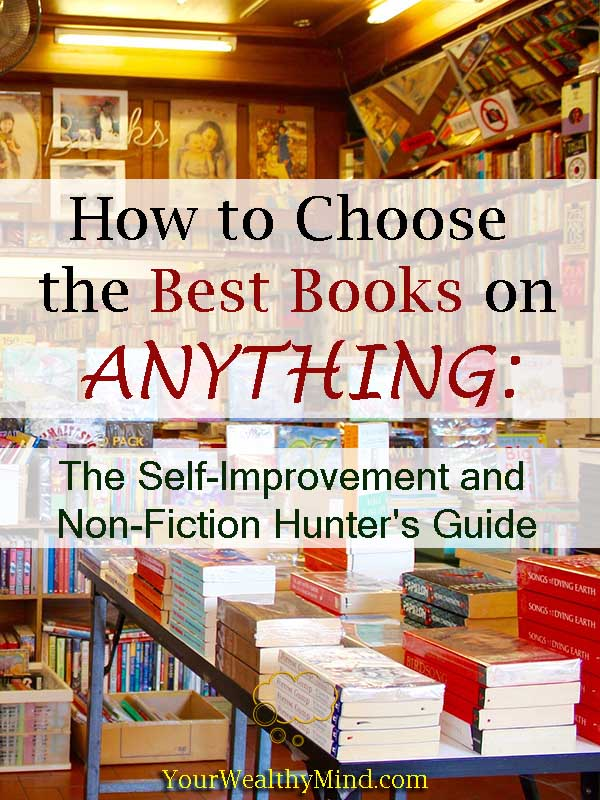 choose best books on anything self improvement non fiction hunters guide pixabay pinterest
