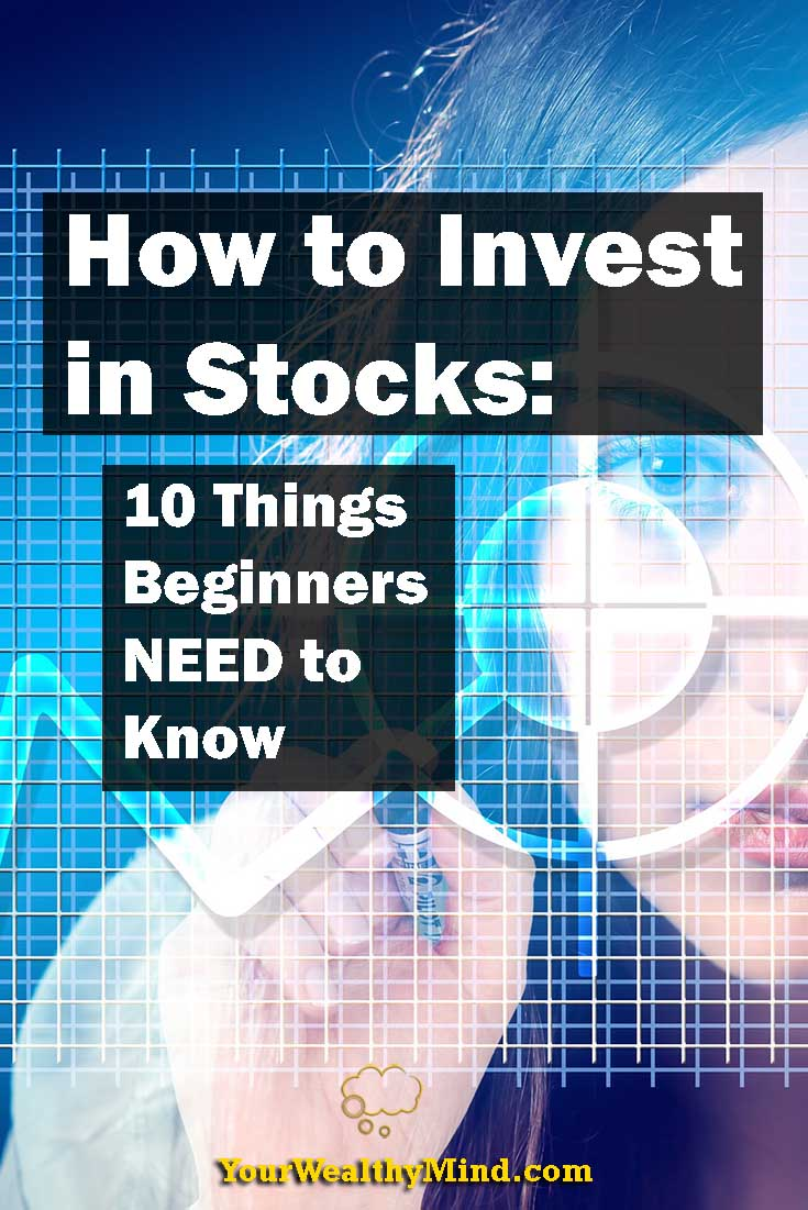 how to invest in stocks 10 things beginners need to know yourwealthymind your wealthy mind pixabay