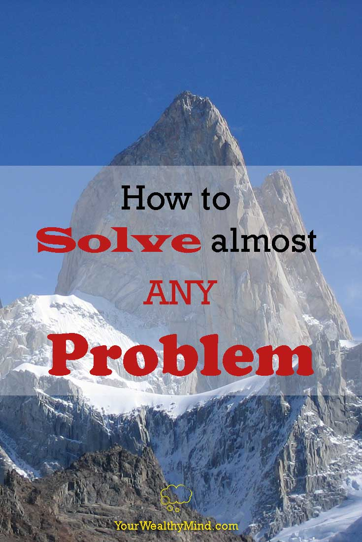 how to solve almost any problem your wealthy mind yourwealthymind pixabay