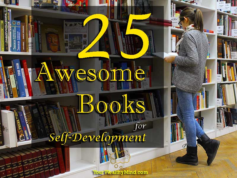 25 Awesome Books for Self-Development