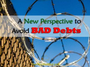 A New Perspective to Avoid Bad Debts