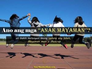 """Ano ang mga """"Anak Mayaman""""? (at bakit kailangan mong igalang ang lahat, Mayaman man o Mahirap)"""