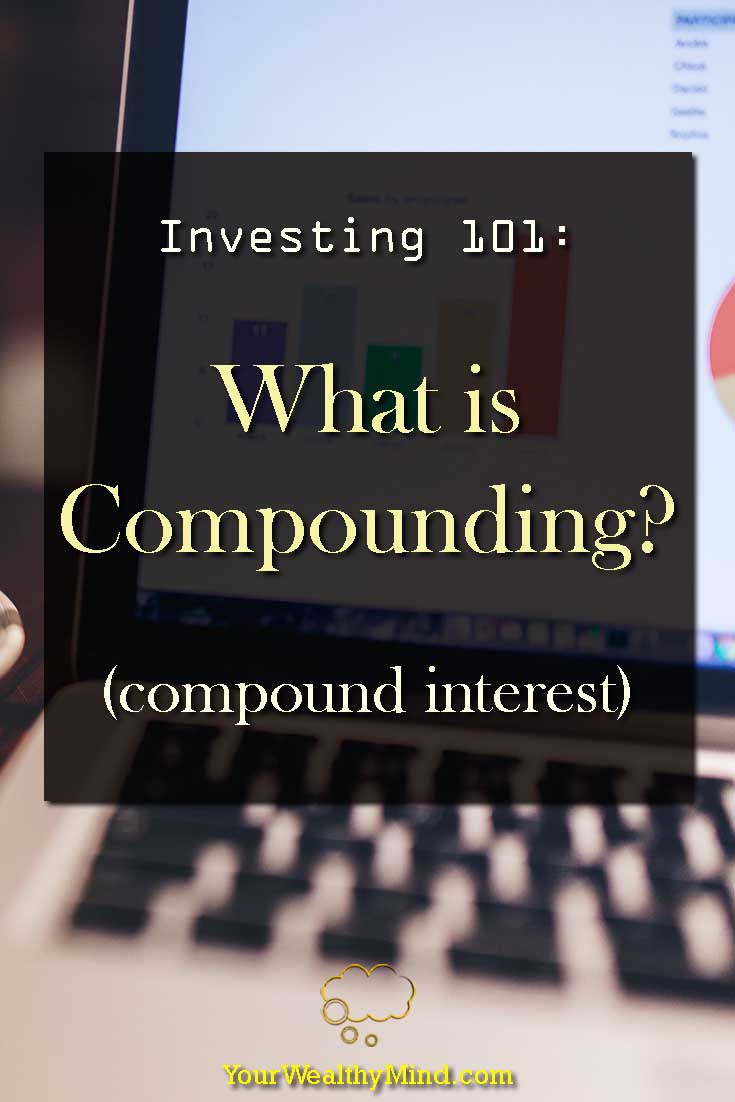 Investing 101 What is compounding compound interest - your wealthy mind