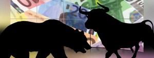 stock exchange bear bull