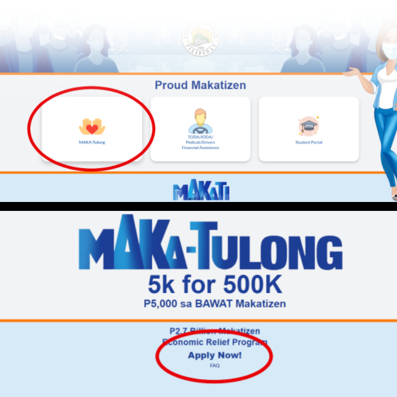 makatizen makatulong application