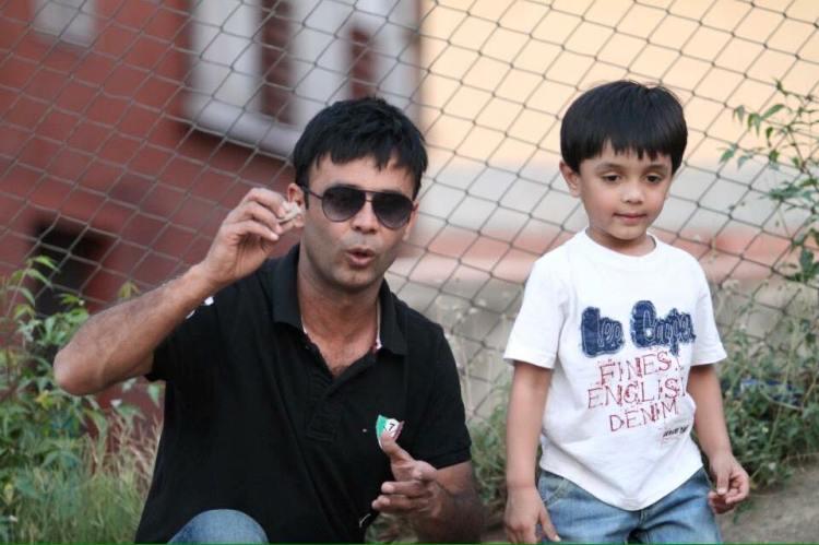 RJ Naved son