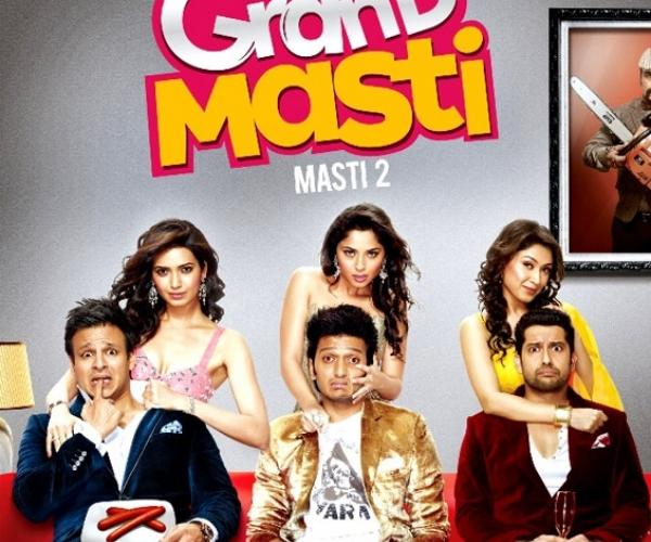 Karishma Tanna from the movie Grand Masti