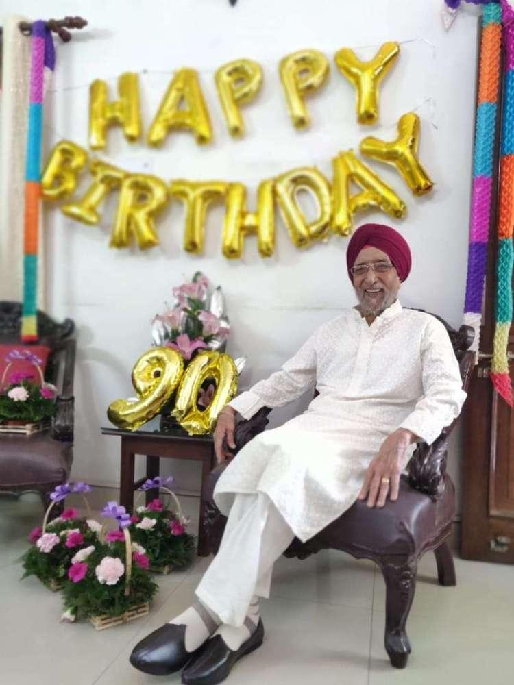 Jaspal bhatti Father Sardar Narinder Bhatti