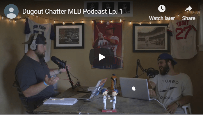 Dugout Chatter Ep. 1 The Brave Dallas Keuchel