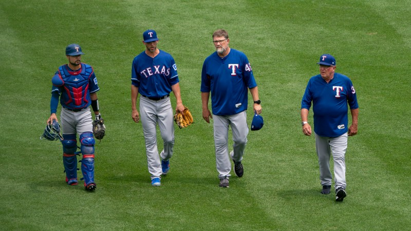The Rangers Should Buy to Win This Year