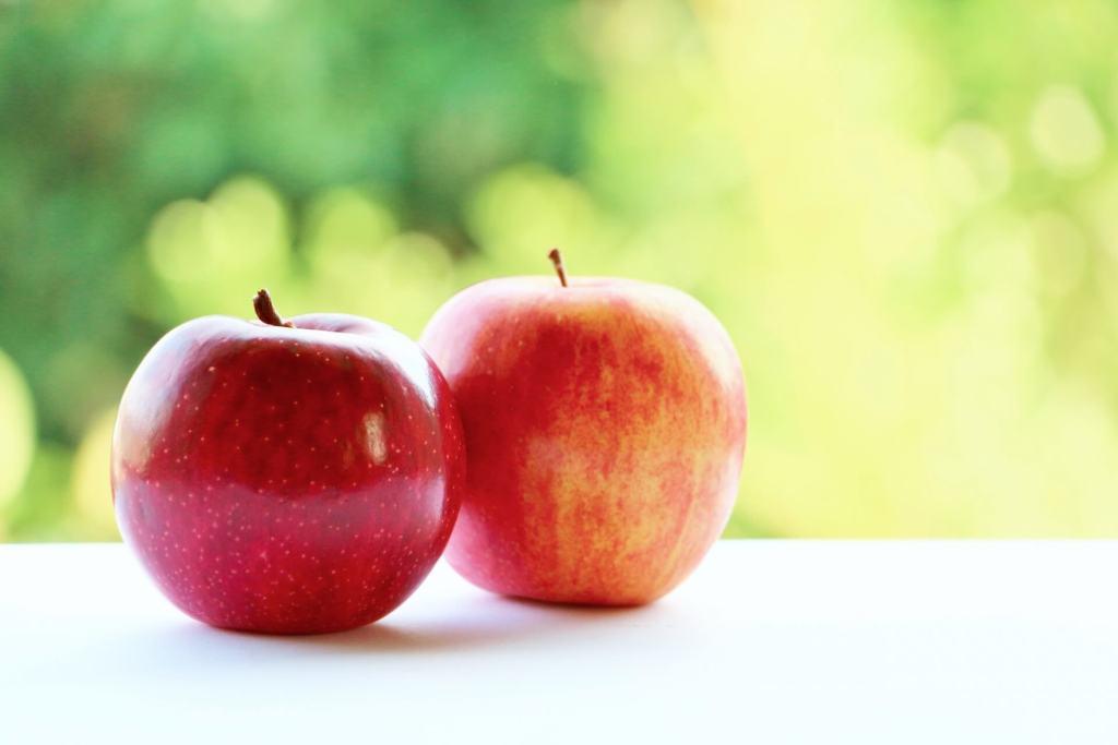 葉酸 りんご