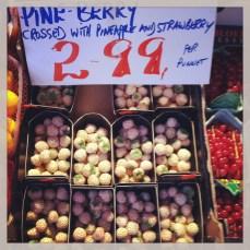 Bonkers berries