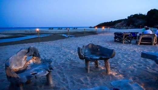 Domaine de Murtoli beach dusk – Version 2