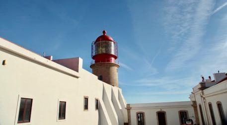 Cabo de Sao Vicente lighthouse