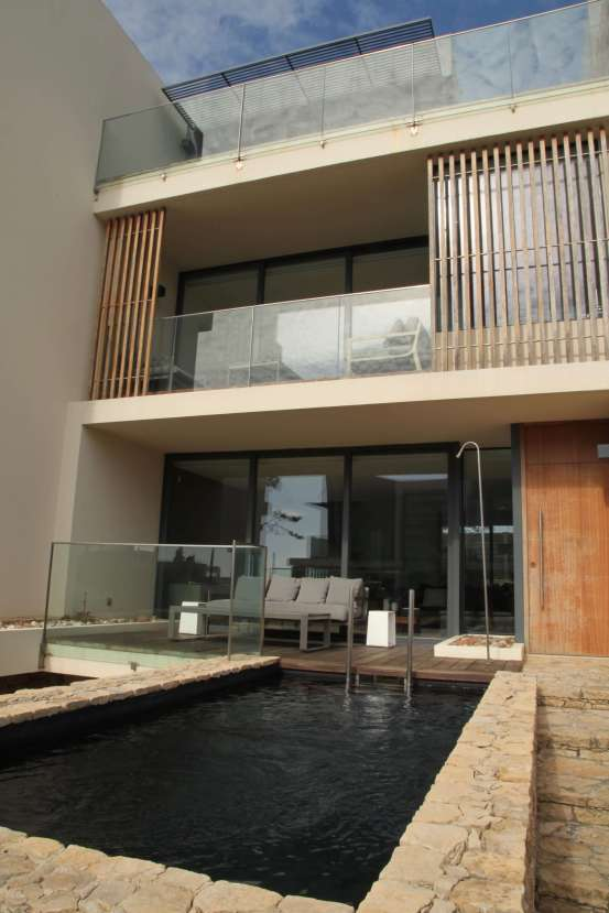 Areias do Seixo townhouse