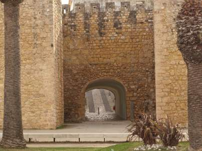 Lagos Castle Entrance
