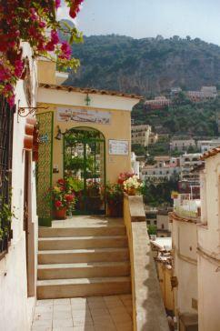 Casa Cosenza Entrance