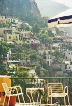 Casa Cosenza view