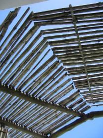 Posada del Faro awning