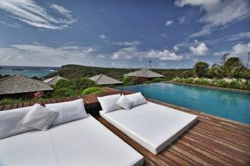 Pousada Maravilha pool view