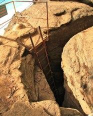 Praia do Sancho Fernando de Noronha ladder