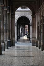 Bologna grey portico