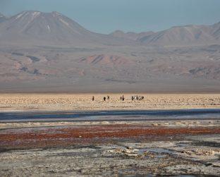 Salar de Atacama valley